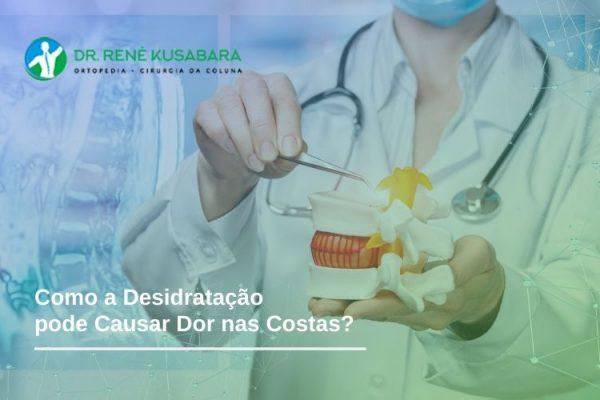 Como a Desidratação pode Causar Dor nas Costas