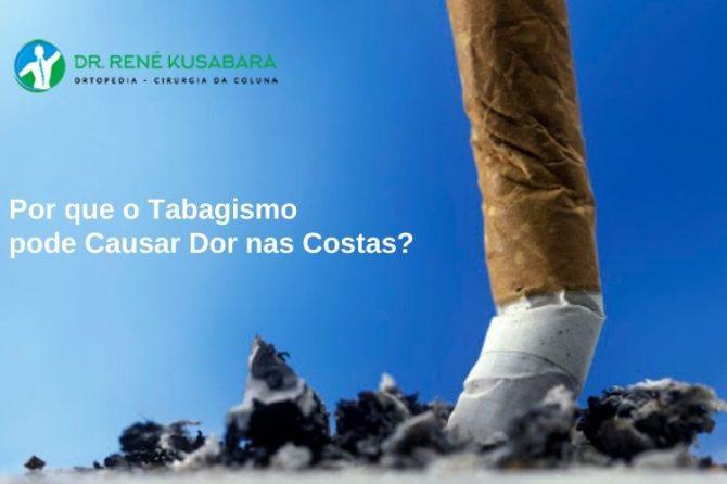 Por que o Tabagismo pode Causar Dor nas Costas?