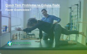 Coluna e Exercícios