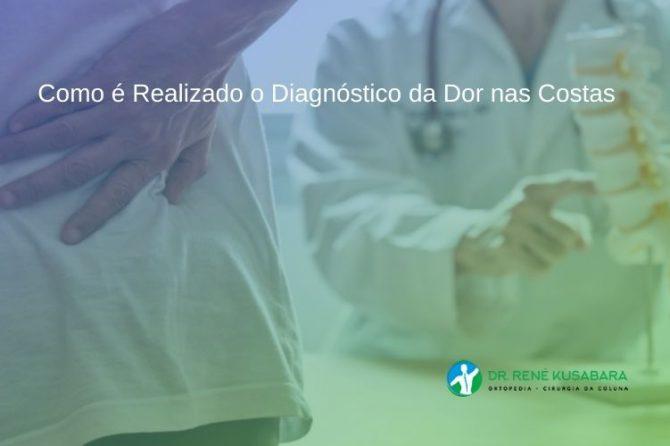 Como é Realizado o Diagnóstico da Dor nas Costas